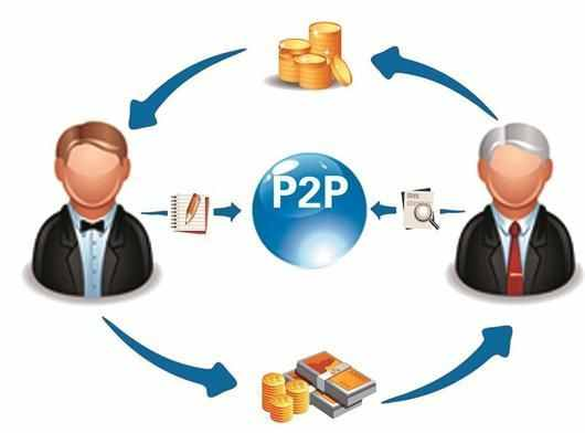 P2P money transfer how it works